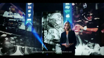 C-USA TV Spot, 'The Greats' Featuring Michelle Beadle - Thumbnail 8