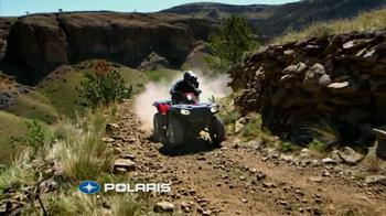 Polaris TV Spot, 'Legendary ATVs'