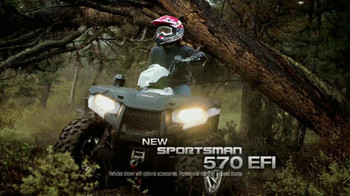 Polaris TV Spot, 'Legendary ATVs' - Thumbnail 4