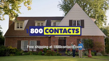 1-800 Contacts TV Spot, 'Torn Lens Replacement' - Thumbnail 7