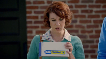 1-800 Contacts TV Spot, 'Torn Lens Replacement' - Thumbnail 4