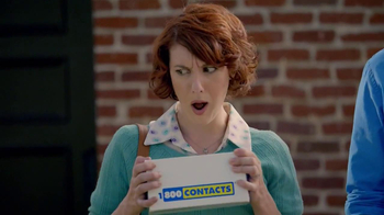 1-800 Contacts TV Spot, 'Torn Lens Replacement' - Thumbnail 5