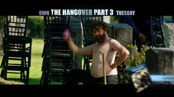 The Hangover Part III Blu-ray and DVD TV Spot - Thumbnail 1