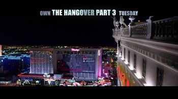 The Hangover Part III Blu-ray and DVD TV Spot - 200 commercial airings