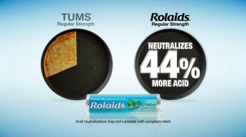Rolaids TV Spot, 'How do You Spell Relief?' - Thumbnail 6