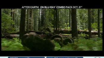 After Earth Blu-ray and DVD TV Spot - Thumbnail 1