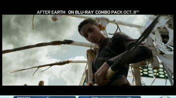 After Earth Blu-ray and DVD TV Spot - 639 commercial airings