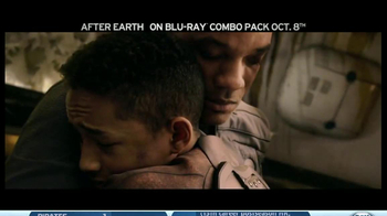 After Earth Blu-ray and DVD TV Spot - Thumbnail 4