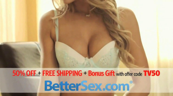 BetterSex.com TV Spot, 'Free Gift' - Thumbnail 9