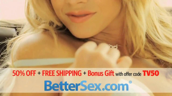 BetterSex.com TV Spot, 'Free Gift' - Thumbnail 5