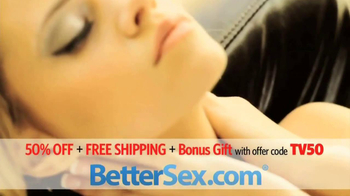 BetterSex.com TV Spot, 'Free Gift' - Thumbnail 6