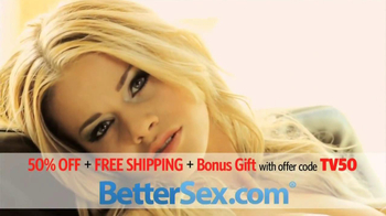 BetterSex.com TV Spot, 'Free Gift' - Thumbnail 7