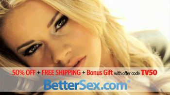 BetterSex.com TV Spot, 'Free Gift' - Thumbnail 8
