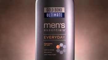 Gold Bond Ultimate Men's Lotion TV Spot, 'I Get Supple' Ft. Shaq - Thumbnail 4