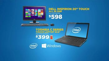 Walmart Layaway TV Spot, 'Windows PC' - Thumbnail 9