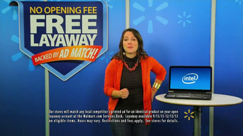 Walmart Layaway TV Spot, 'Windows PC' - Thumbnail 4