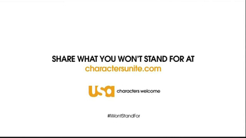 USA Network TV Spot, 'Stand up to Bullying' feat Ariel Winter - Thumbnail 9