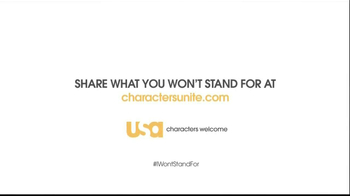USA Network TV Spot, 'Stand up to Bullying' feat Ariel Winter - Thumbnail 8