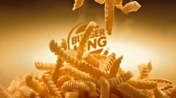 Burger King Satisfries TV Spot - Thumbnail 1