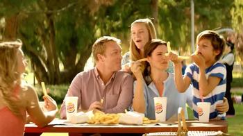 Burger King Satisfries TV Spot - Thumbnail 4