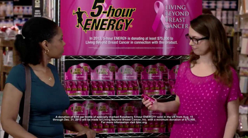 5 Hour Energy Raspberry TV Spot, 'Good Deeds'