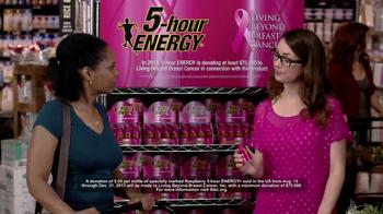5 Hour Energy Raspberry TV Spot, 'Good Deeds' - Thumbnail 7