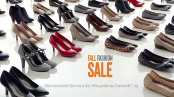 Payless Fall Fashion Sale TV Spot, 'Comfort and Style' - Thumbnail 8
