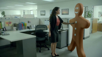Kmart TV Spot, 'Hombre Galleta' [Spanish]
