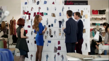 Kmart Sofia Vergara Collection TV Spot, 'Design Studio' - 628 commercial airings
