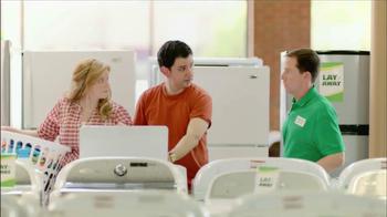 Rent-A-Center Layaway TV Spot, 'Washer on Layaway' - Thumbnail 4