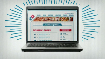 Domino's.com TV Spot, 'Phone Orders' - Thumbnail 4