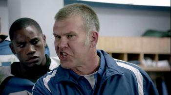 Aflac TV Spot, 'Halftime Pep Talk' - Thumbnail 3