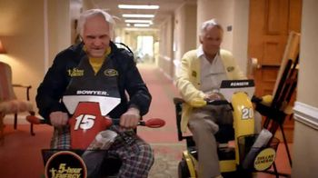 Sprint TV Spot, 'Drive to Win' Feat. Matt Kenseth, Clint Bowyer - 47 commercial airings