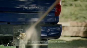 2014 Toyota Tundra TV Spot, 'Tree House' - Thumbnail 7