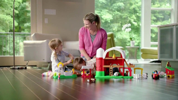 Fisher Price Little People Farm TV Spot - 890 commercial airings