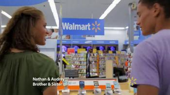 Walmart TV Spot, 'Nathan and Audrey' - Thumbnail 1