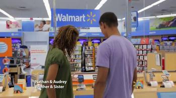 Walmart TV Spot, 'Nathan and Audrey' - Thumbnail 2