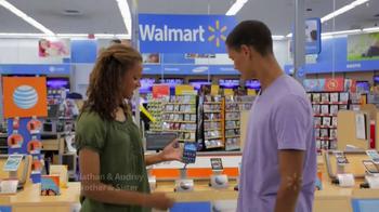 Walmart TV Spot, 'Nathan and Audrey' - Thumbnail 3