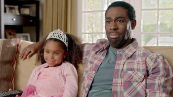 Verizon NFL Mobile TV Spot, 'Princess Show' Featuring Drew Brees - 142 commercial airings