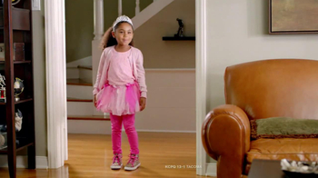 Verizon NFL Mobile TV Spot, 'Princess Show' Featuring Drew Brees - Thumbnail 3