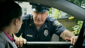 Capital One Venture Card TV Spot, 'Cops' Featuring Alec Baldwin
