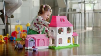 Fisher Price Little People Home TV Spot - 333 commercial airings