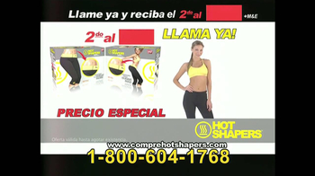 Hot Shapers TV Spot, 'Compre Hot Shapers' [Spanish] - Thumbnail 9