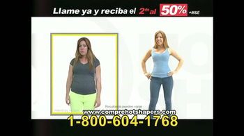 Hot Shapers TV Spot, 'Compre Hot Shapers' [Spanish] - Thumbnail 2