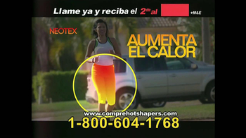 Hot Shapers TV Spot, 'Compre Hot Shapers' [Spanish] - Thumbnail 4