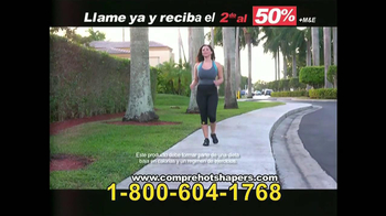 Hot Shapers TV Spot, 'Compre Hot Shapers' [Spanish] - Thumbnail 5
