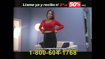 Hot Shapers TV Spot, 'Compre Hot Shapers' [Spanish] - Thumbnail 7