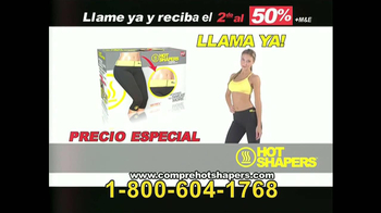 Hot Shapers TV Spot, 'Compre Hot Shapers' [Spanish] - Thumbnail 8