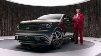 Dodge Durango TV Spot, 'Ride' Feat. Will Ferrell - 340 commercial airings
