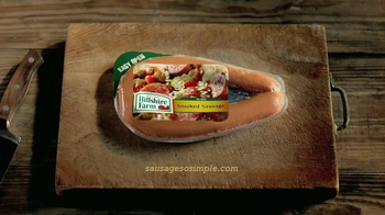 Hillshire Farm Smoked Sausage TV Spot, 'Seasonings' - Thumbnail 9